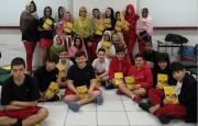 Alunos do Colégio Unesc conhecem história inspiradora e enviam cartas à Malala